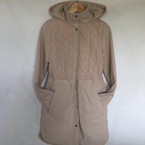 Ivanka Trump Mid Length Jacket /Overcoat/ Hooded